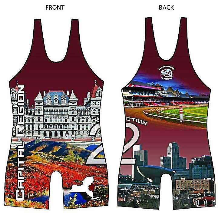 Section 2 singlet
