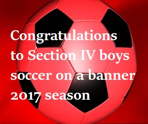 Congratulations Section 4 soccer